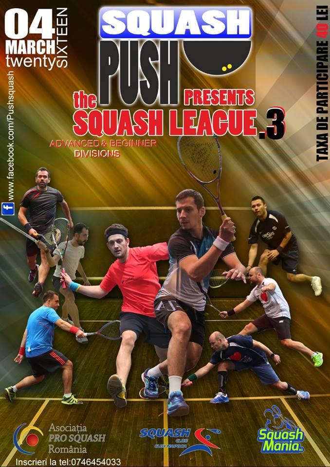 Squash League 3