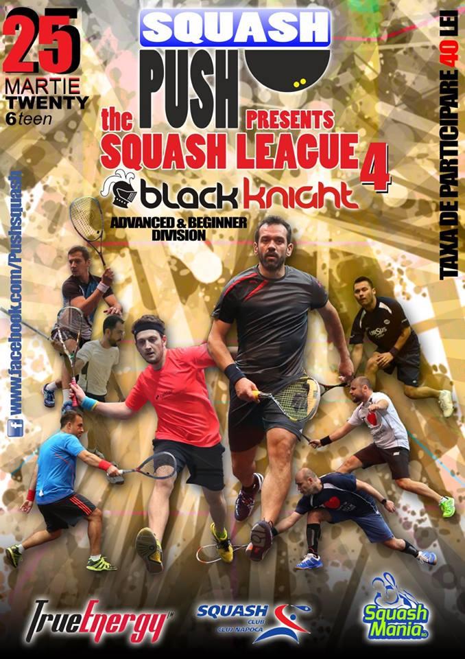 Squash League 4