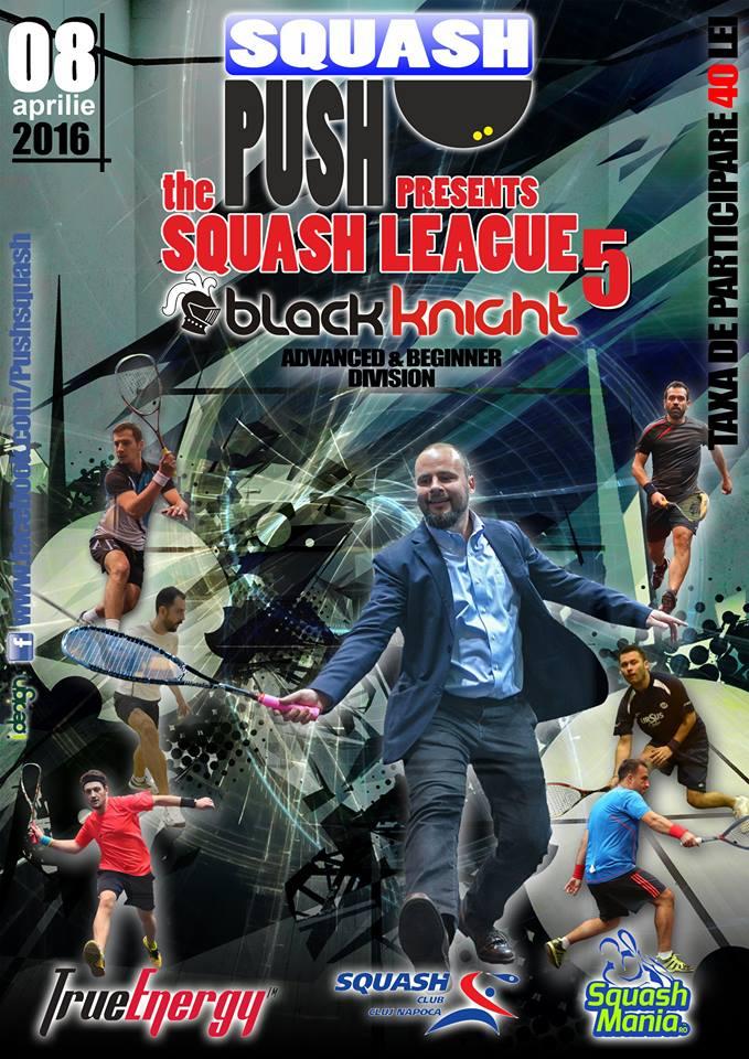 Squash League 5